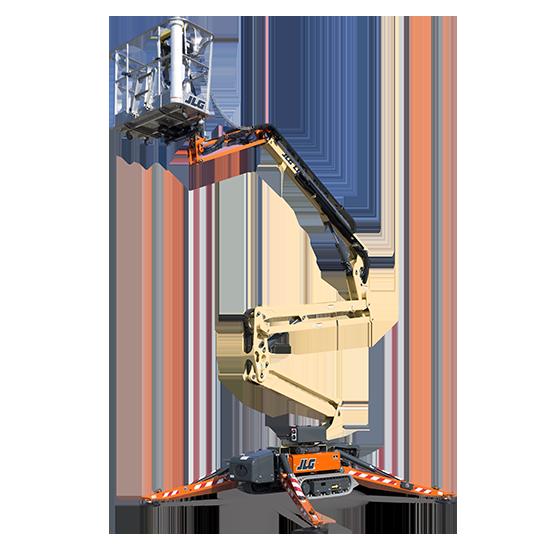 Compact Articulating Boom Lift : Conexpo jlg equipment