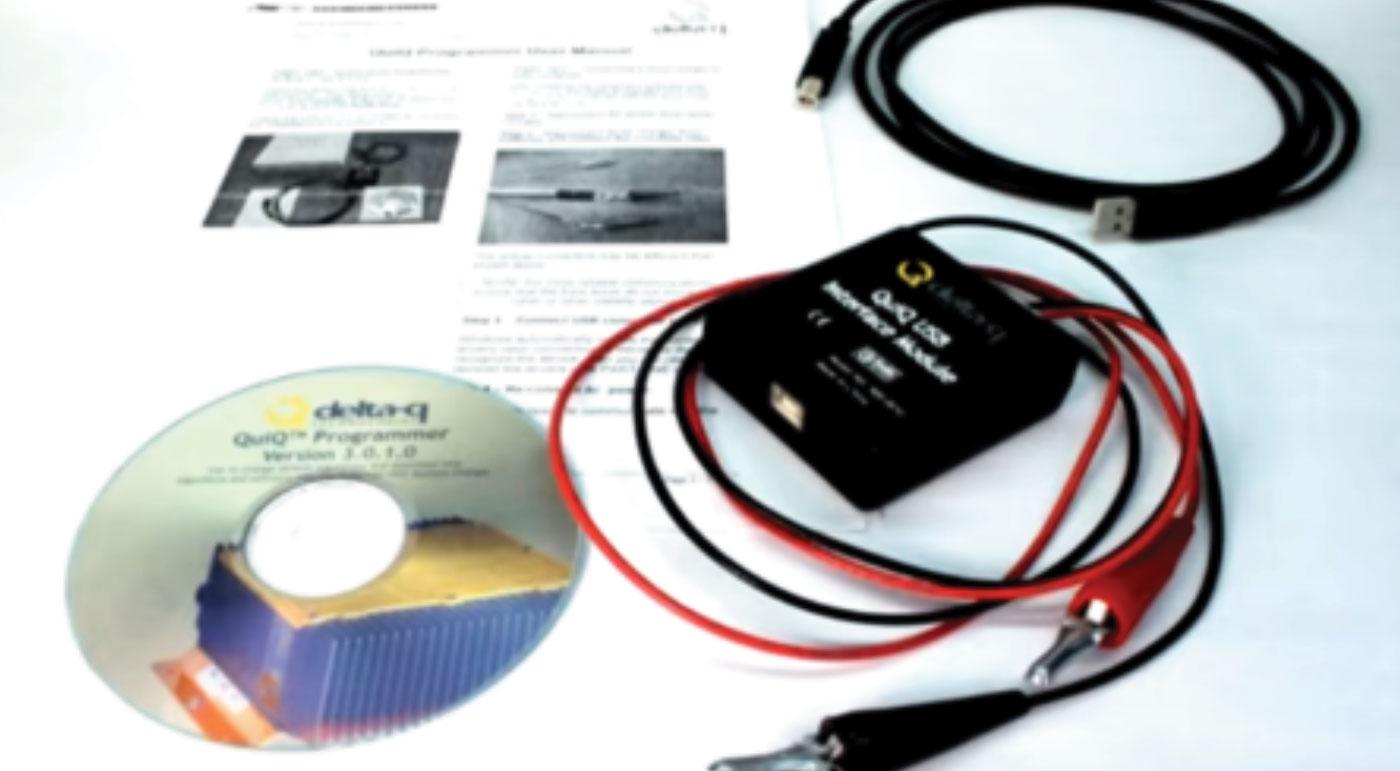 Delta q battery charger step by step setup jlg step 1 swarovskicordoba Choice Image