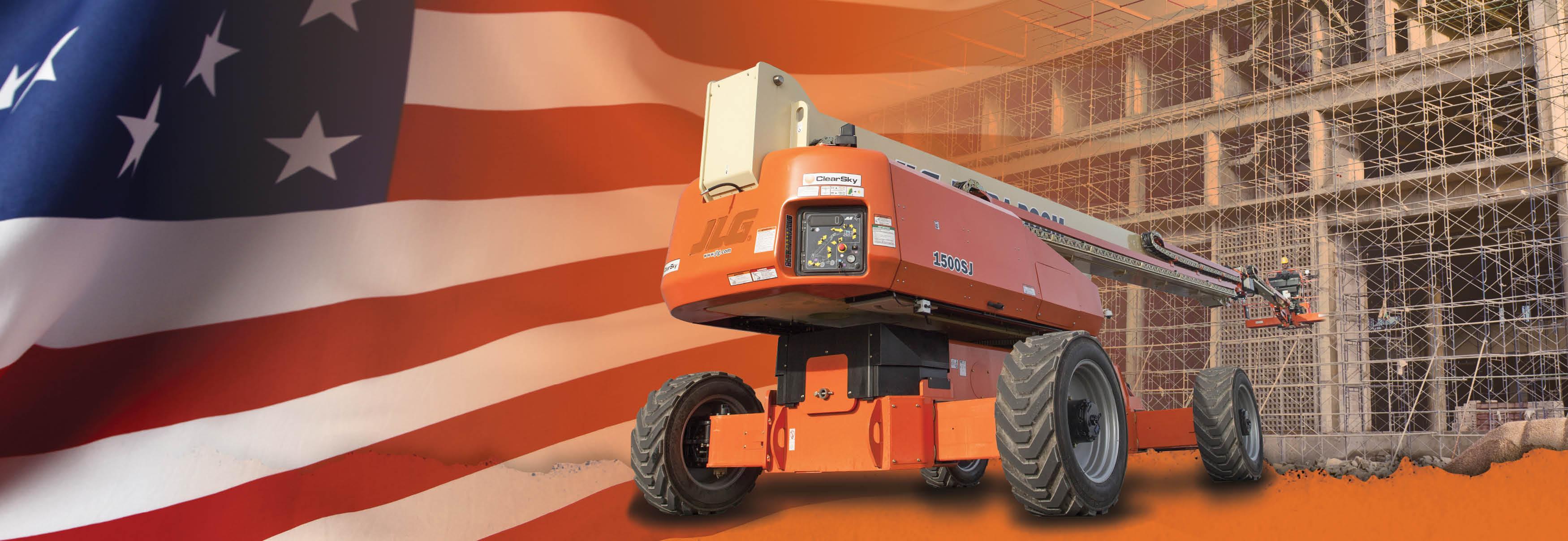 JLG: Built In America Since 1969
