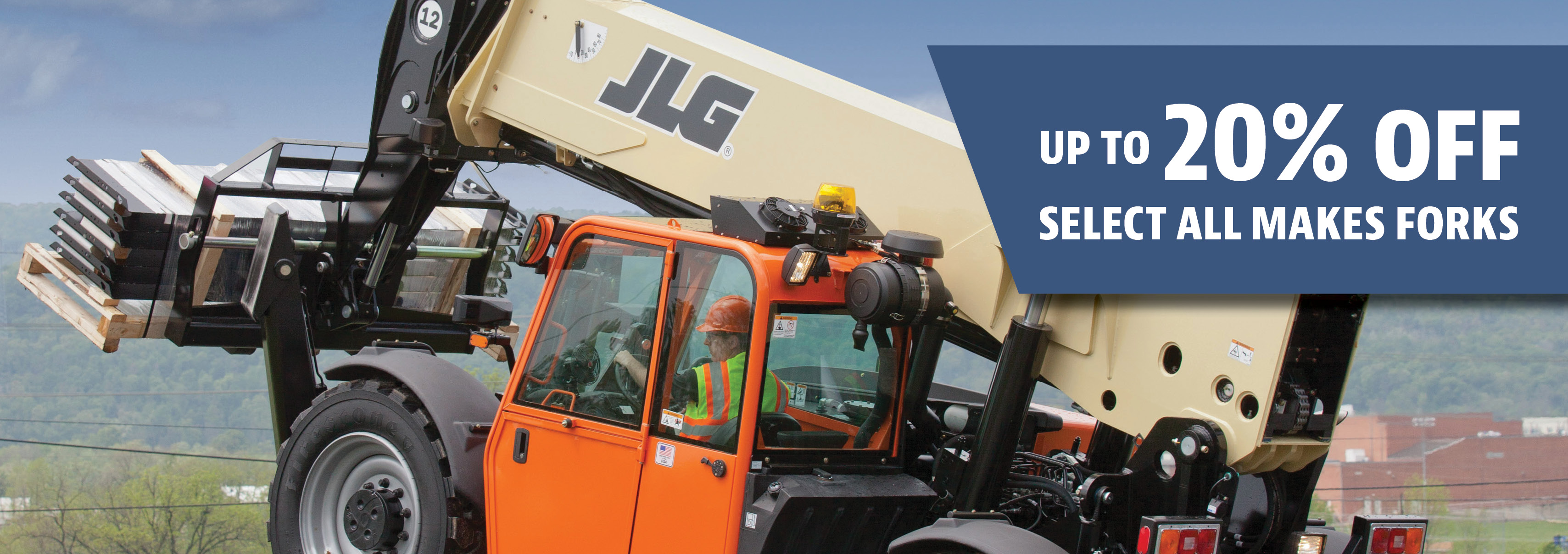 Jlg Parts Services To Keep Your Lifts Up And Running Jcb 212 Wiring Schematic The Right Fork For Job