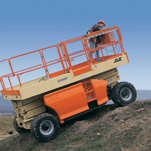 RT Scissor Lift