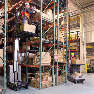 Industry Warehouse Stock Picker
