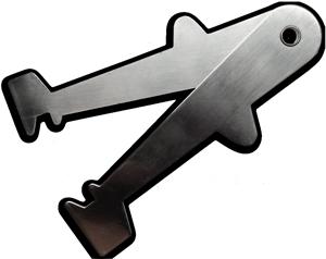 JLG fork wear caliper