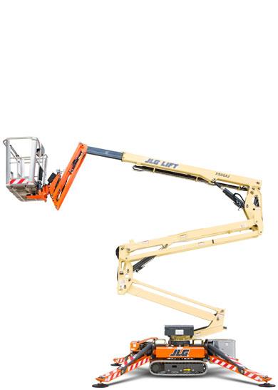 Hp Parts Store >> X500AJ Compact Crawler Boom Lift   JLG
