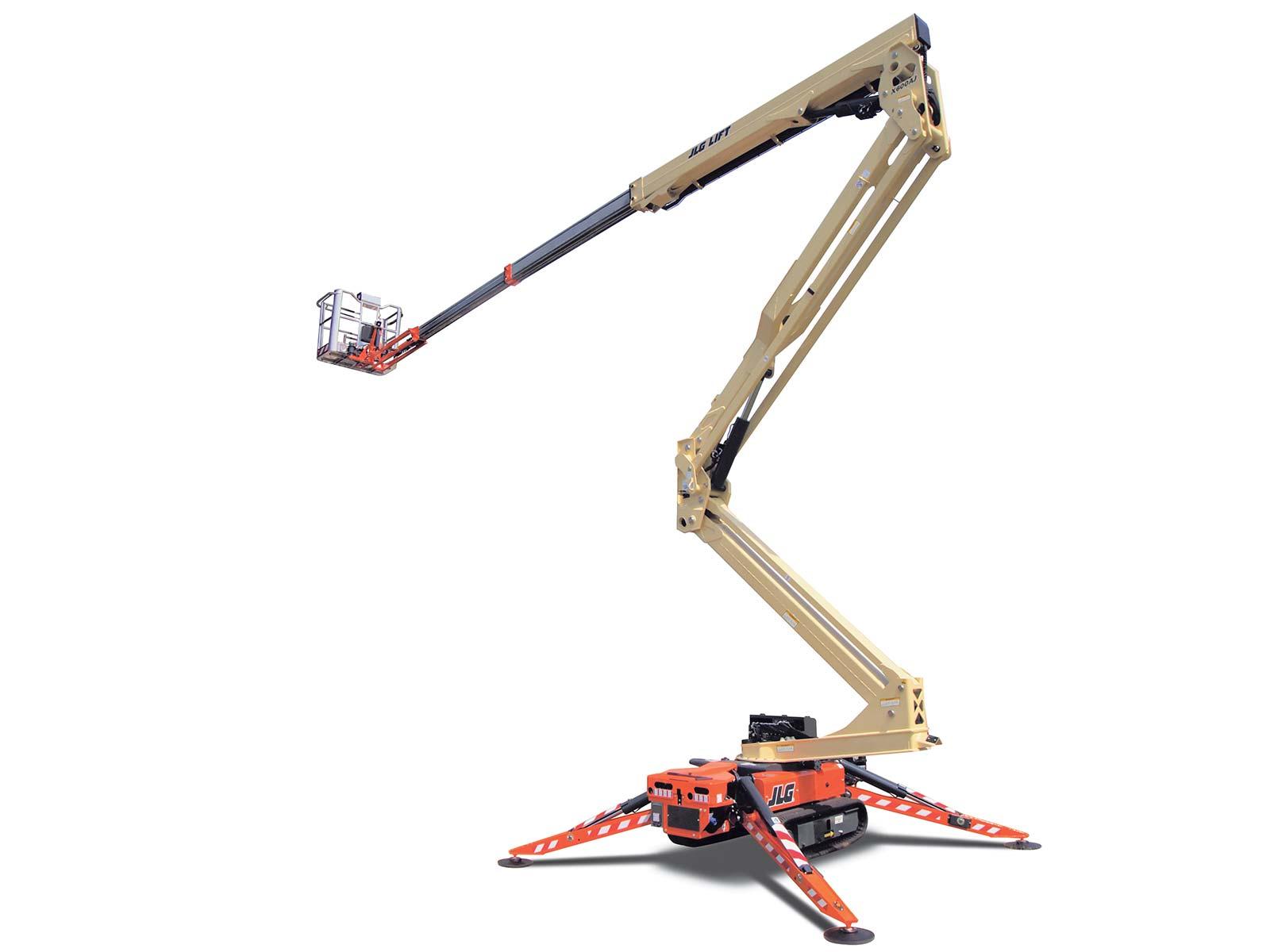 X600aj Compact Crawler Boom Lift Jlg Charger For Scissor Wiring Diagram
