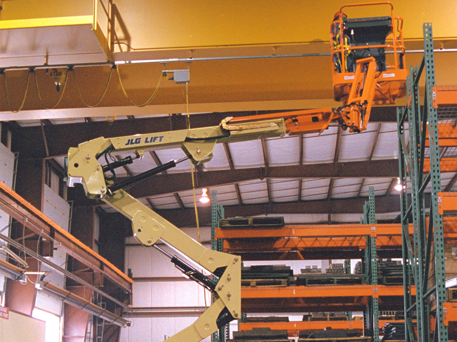 wiring diagram liry on e400ajp electric boom lift | jlg on