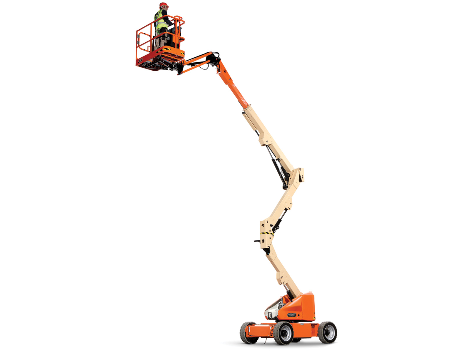 E400ajpn Electric Boom Lift Jlg Charger For Scissor Wiring Diagram Articulating