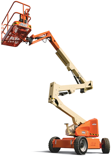 Battery Bucket Lift : Hybrid electric boom lifts that meet your lift needs