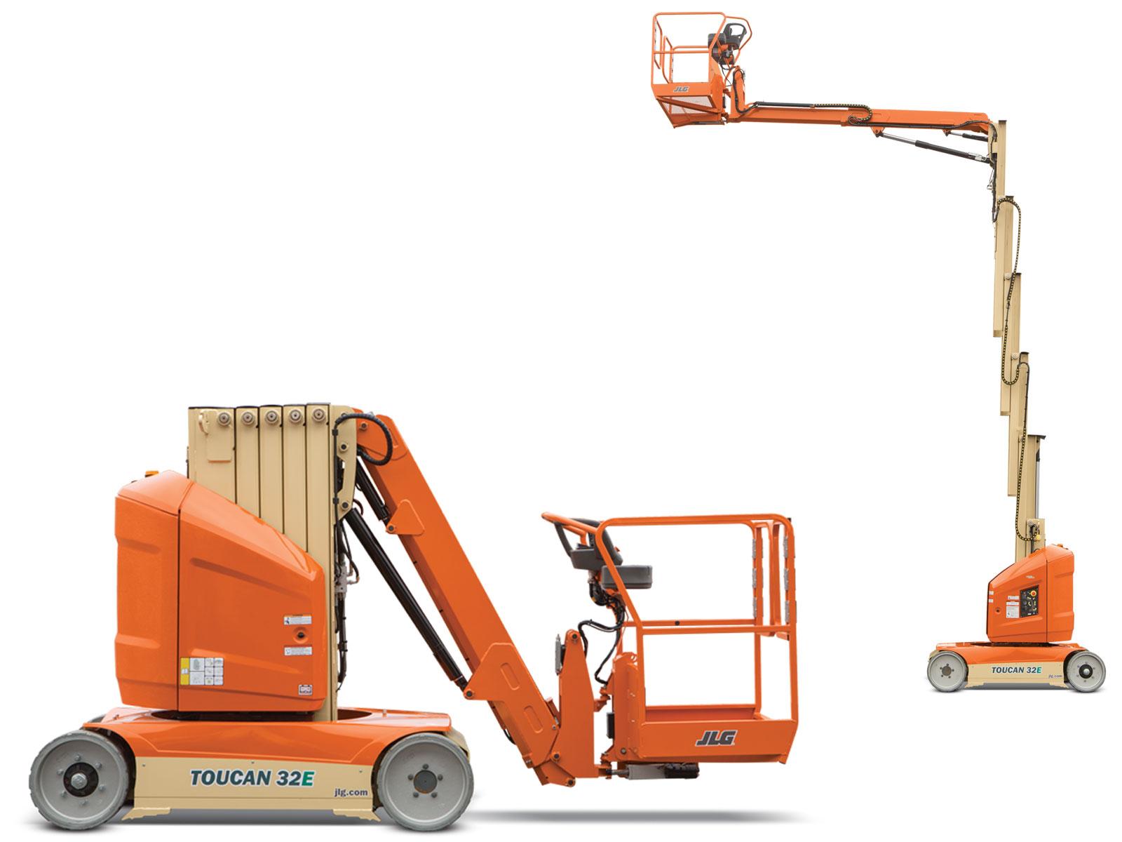 T32E. Toucan® Mast Boom Lift