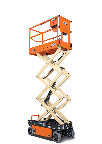 jlg scissor lifts offer a reliable aerial work platform solution jlg electric scissor lifts