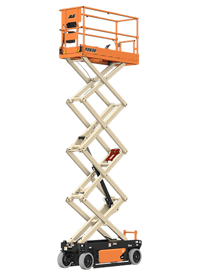 R2632 Electric Scissor Lift Jlg