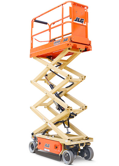 1930es electric scissor lift jlg all models in series