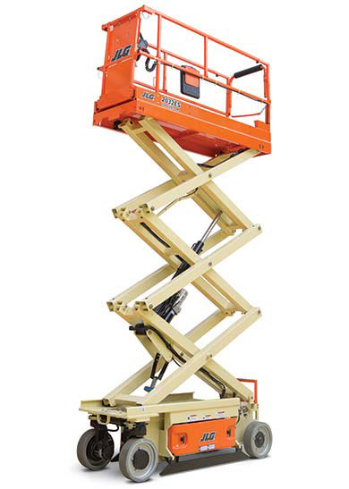 1930es electric scissor lift jlg 2032es
