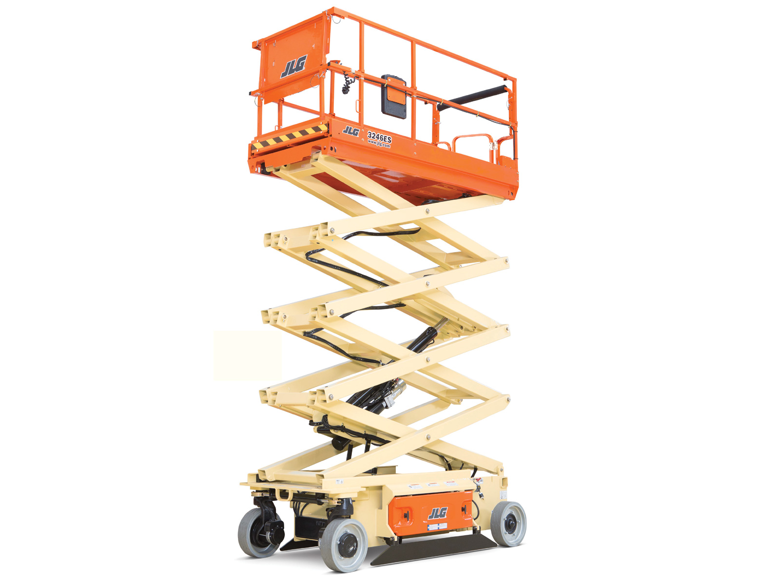 1930es electric scissor lift jlg 3246es