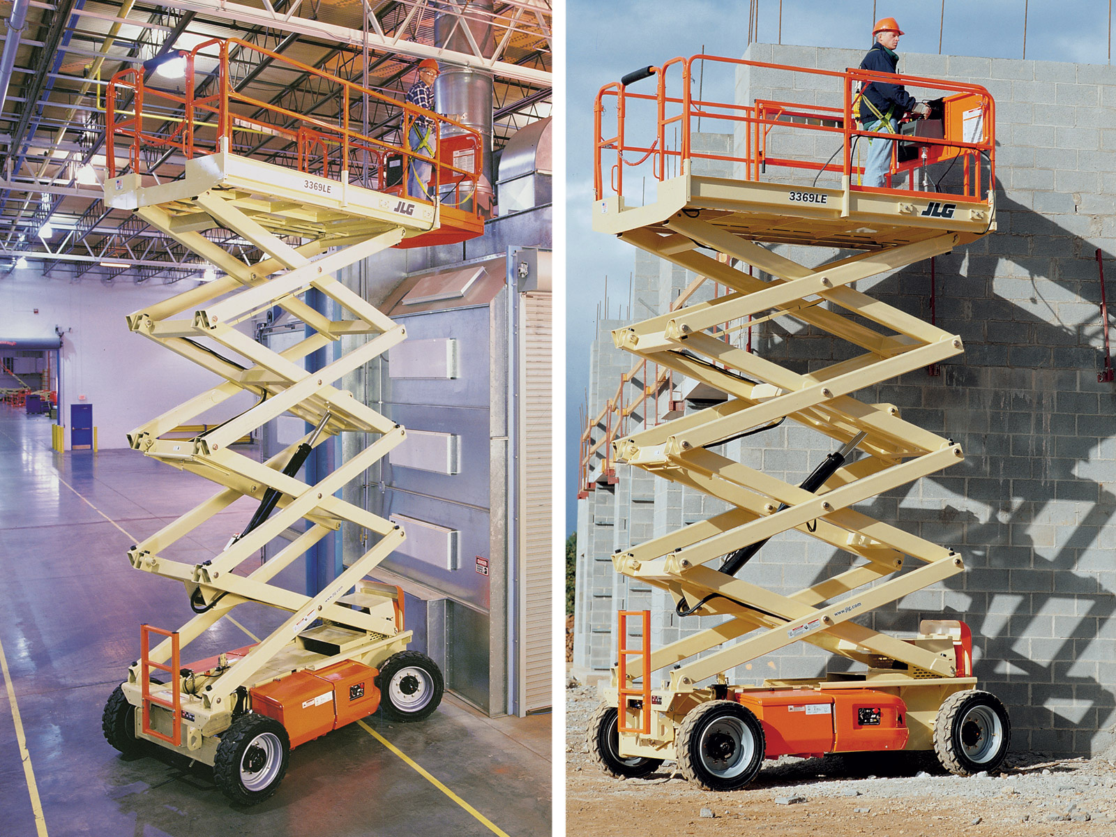 3369le Electric Scissor Lift Jlg Charger For Wiring Diagram