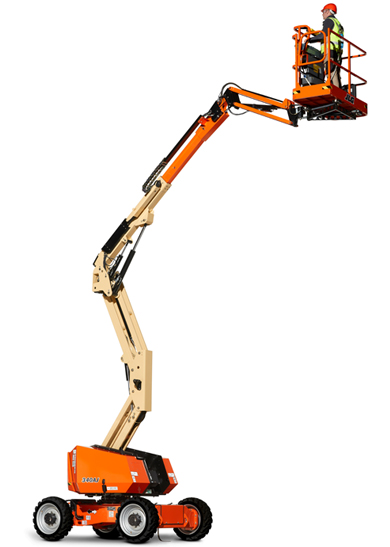 Articulating & Telescopic Boom Lifts   Cherry Pickers   JLG