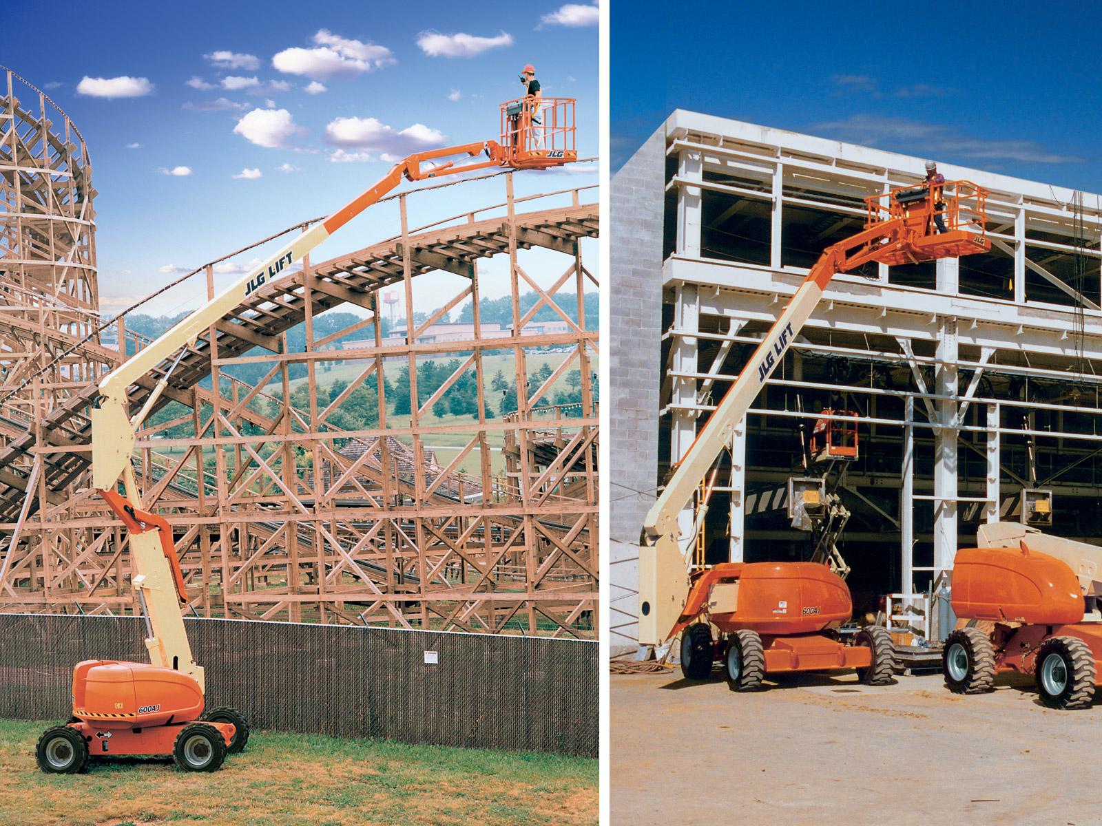 600a articulating boom lift jlg 600a