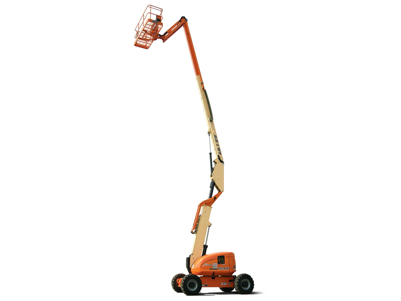600ajn Articulating Narrow Boom Lift Jlg
