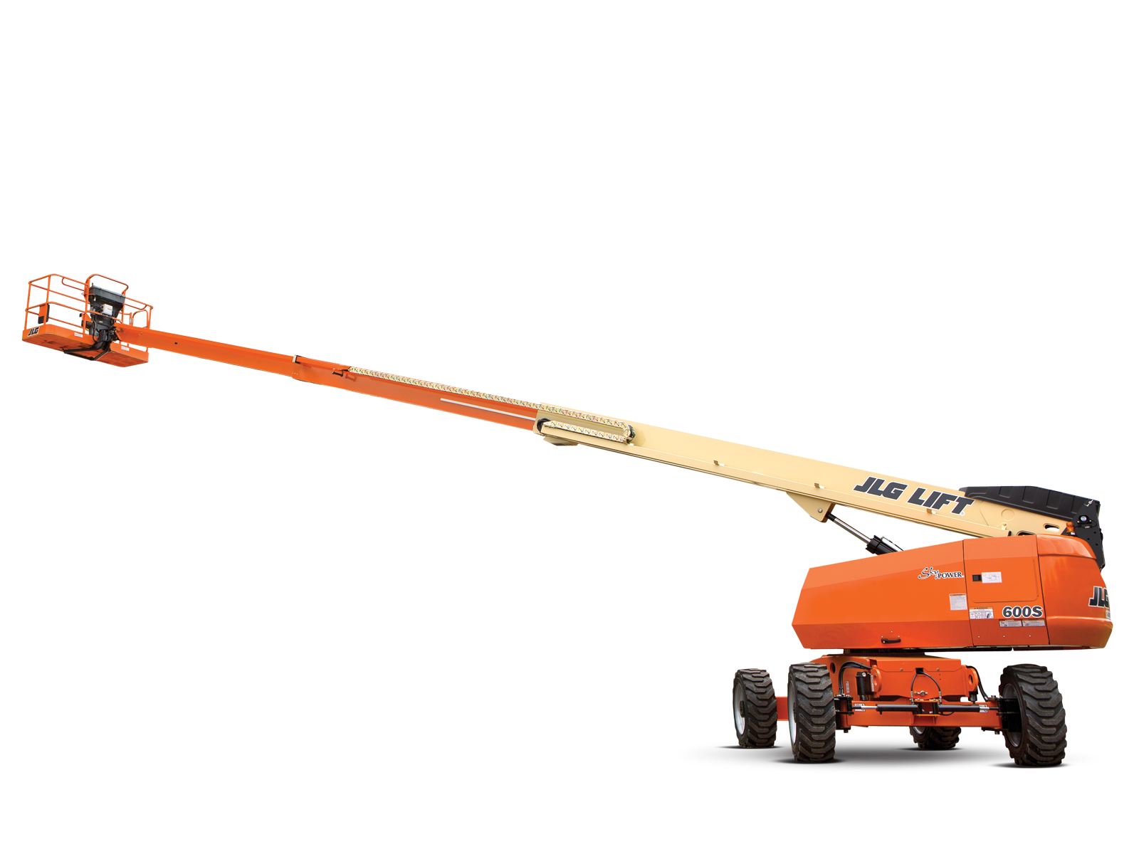 Jlg Boom Lift : S telescopic boom lift jlg