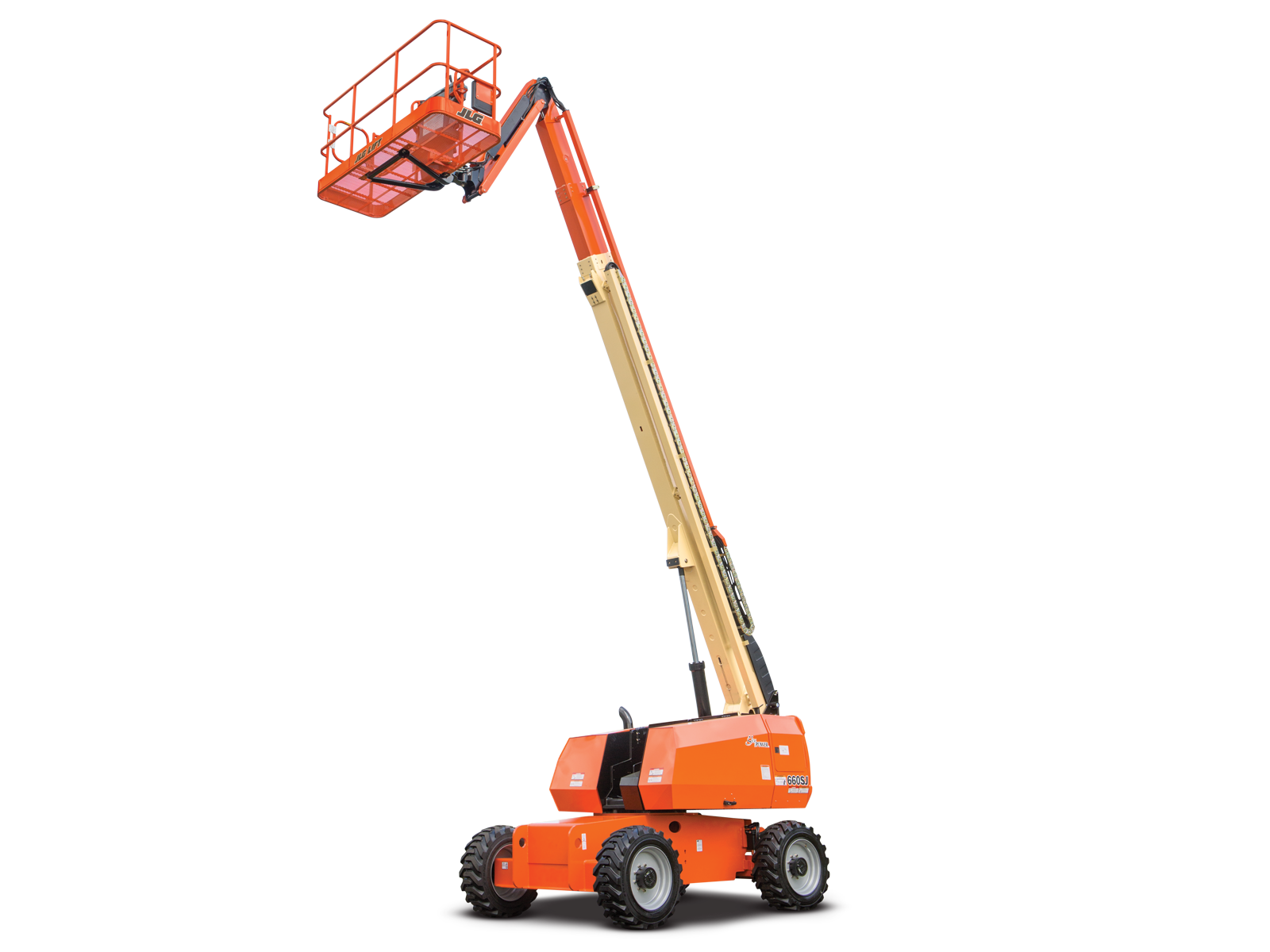 2019, JLG, 660SJ, Aerial Work Platforms