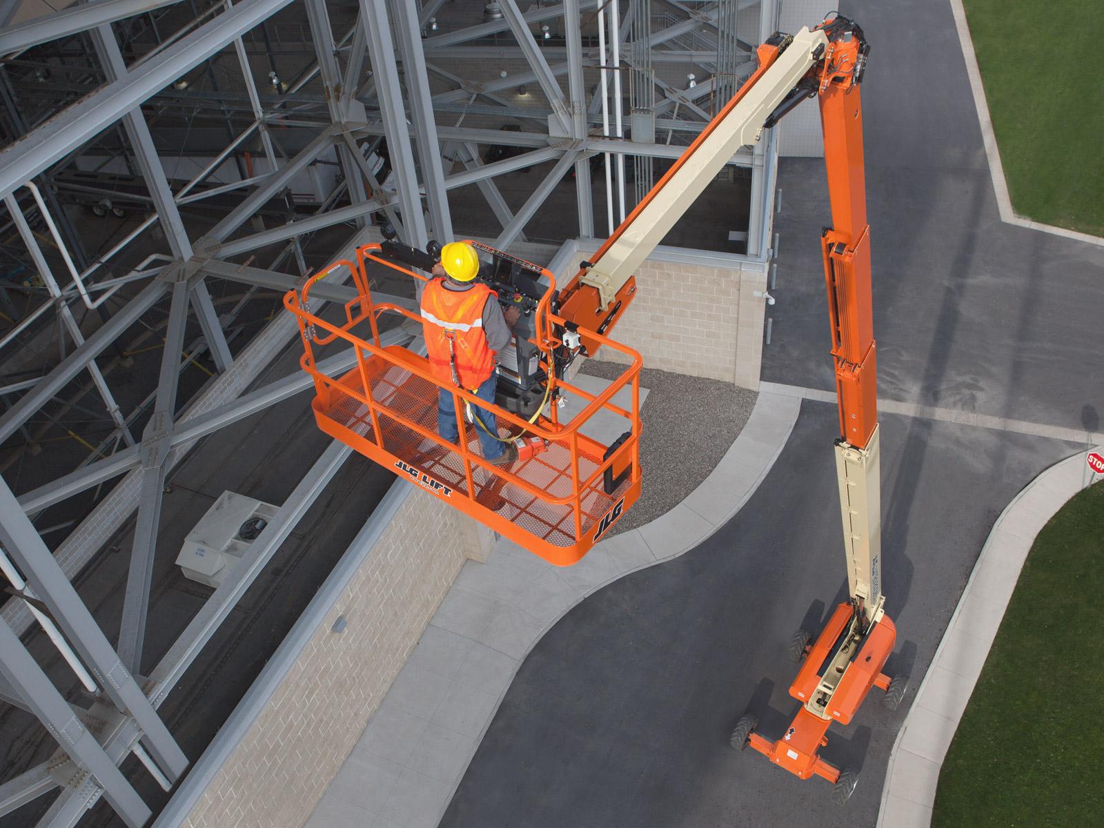 1500SJ Telescopic Boom Lift | JLG on