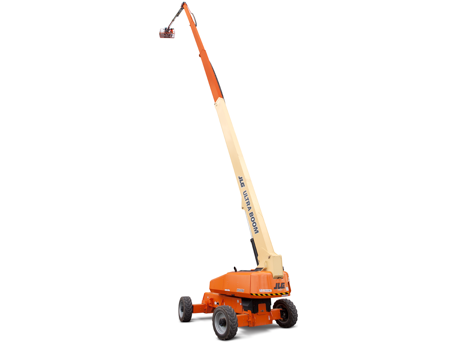 1500SJ Telescopic Boom Lift | JLG on