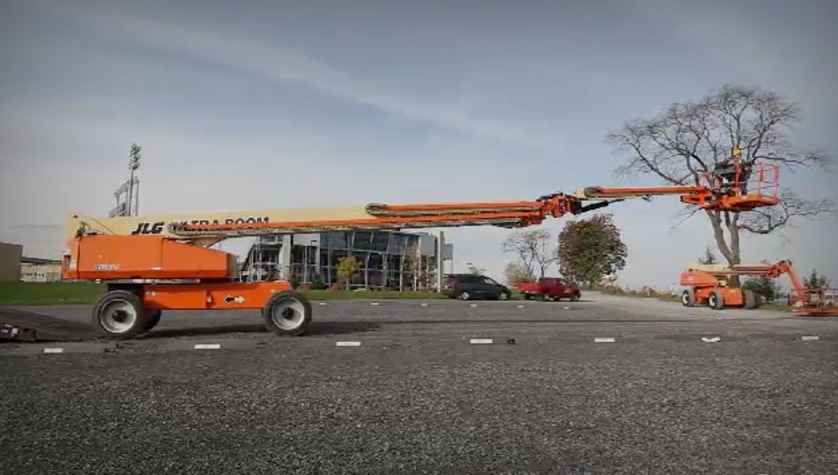 1500sj Telescopic Boom Lift