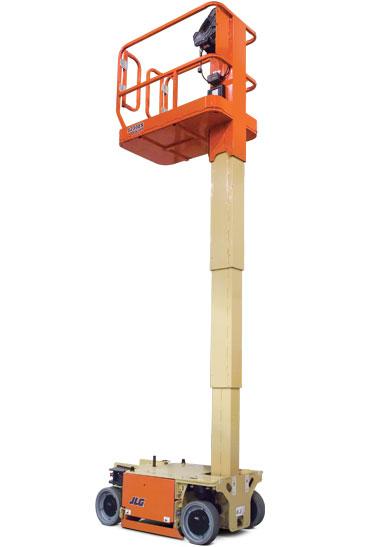 Vertical Lift Devices : Es vertical mast lift jlg