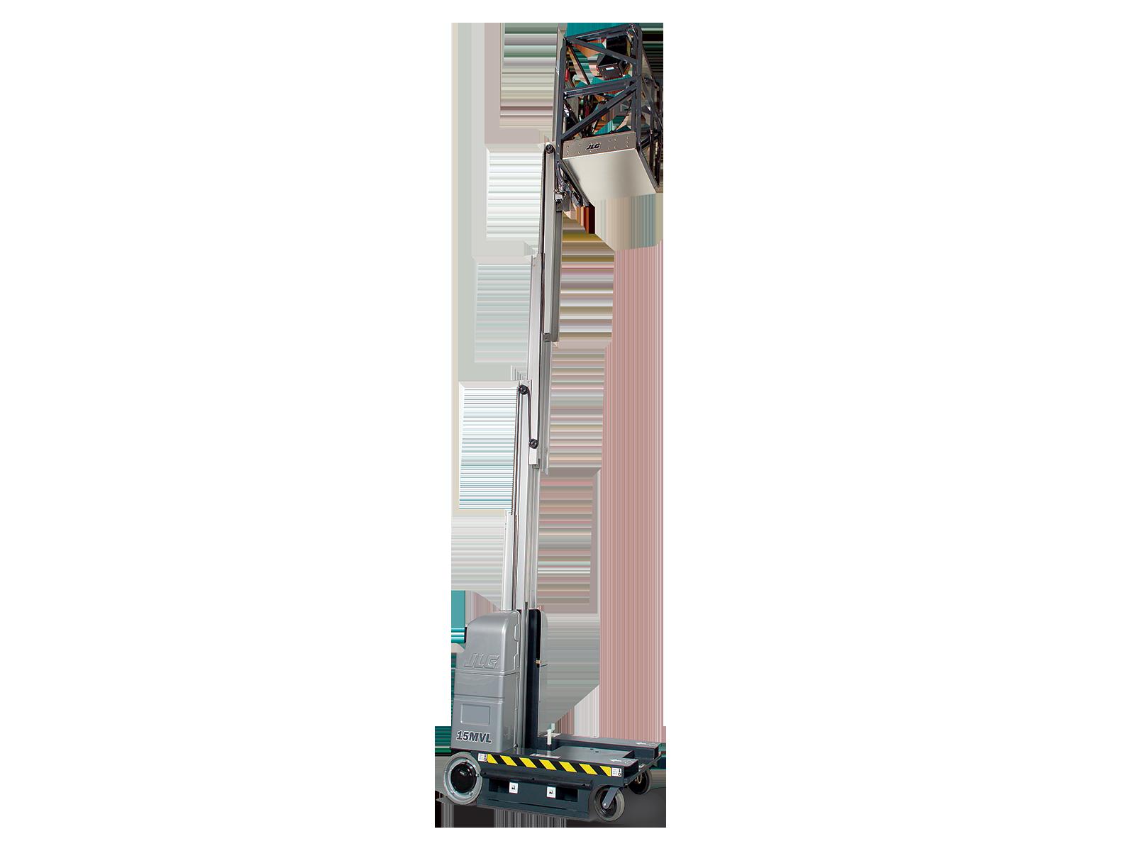 Vertical Lift Parts : Mvl driveable vertical mast lift jlg