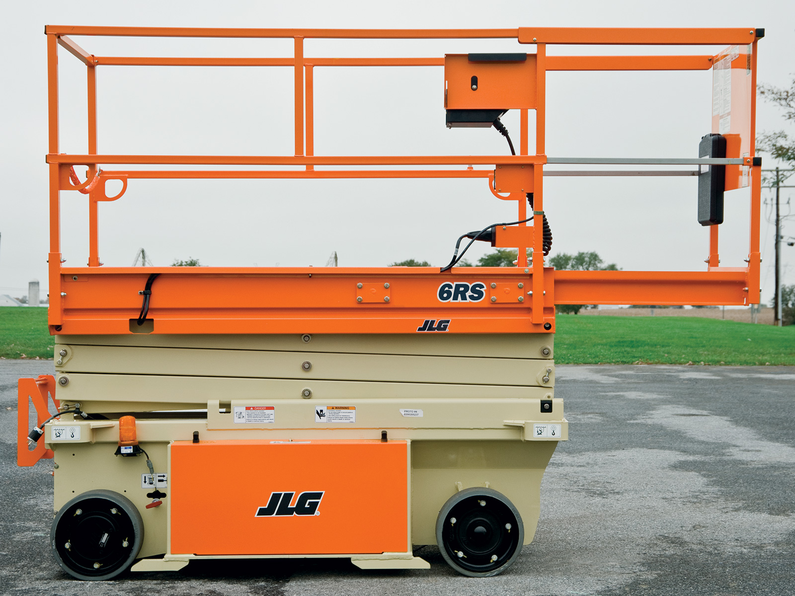 6rs Series Scissor Lift Jlg Direct Wiring Diagram Electric