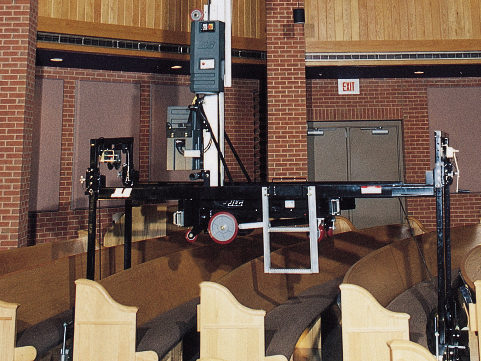 25am Push Around Vertical Mast Lift Jlg Awp 25s Genie Wiring Diagram