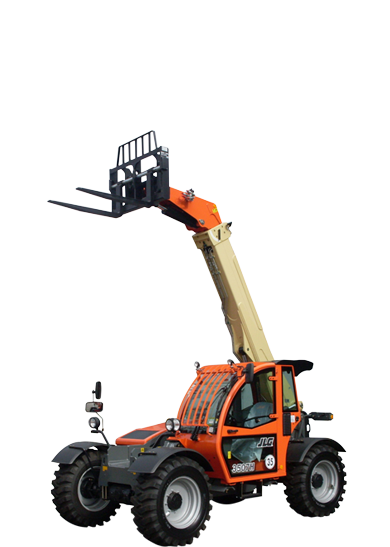 jlg and lift and access equipment telehandlers