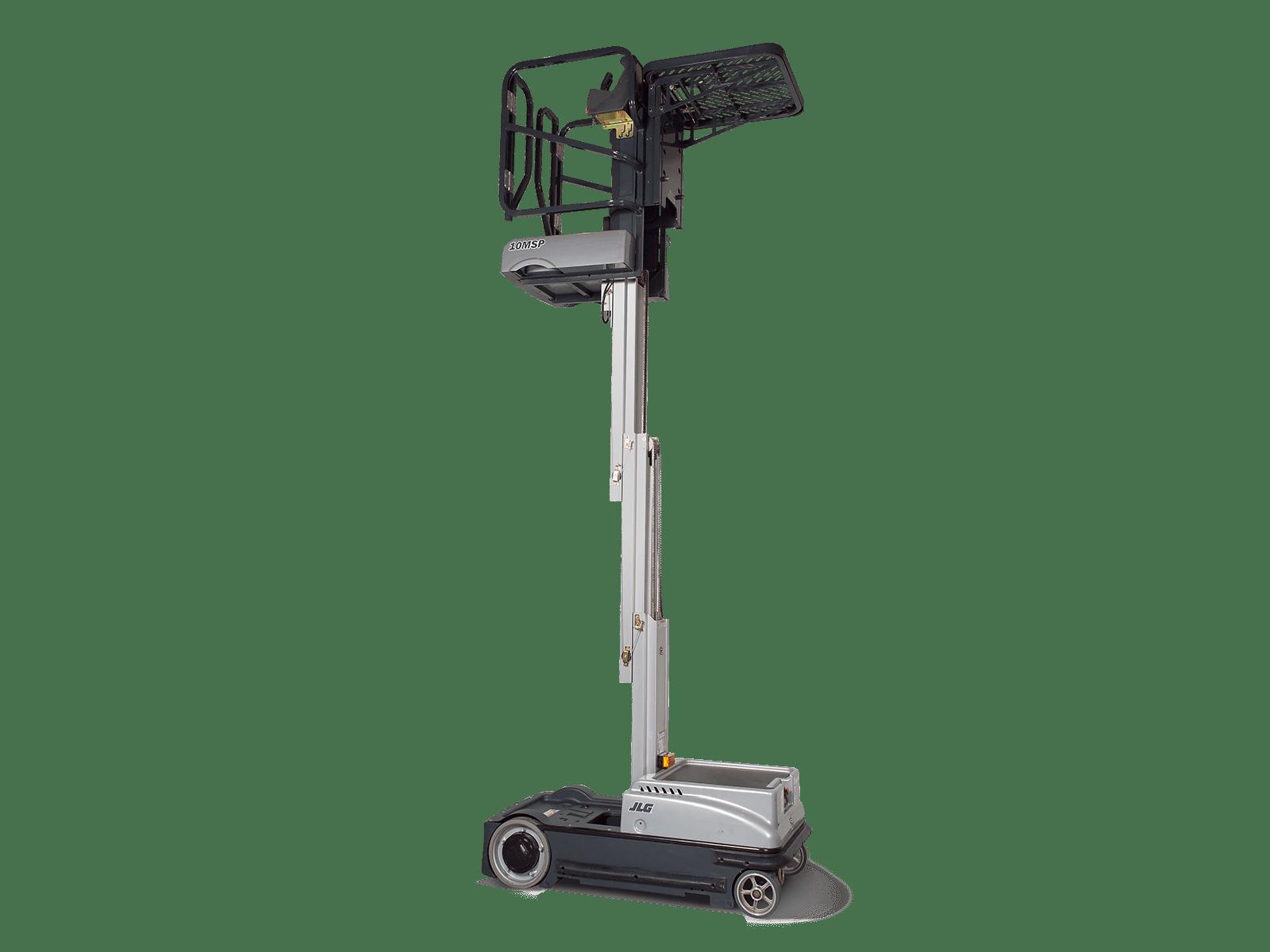10MSP Driveable Stock Picker Vertical Mast Lift | JLG