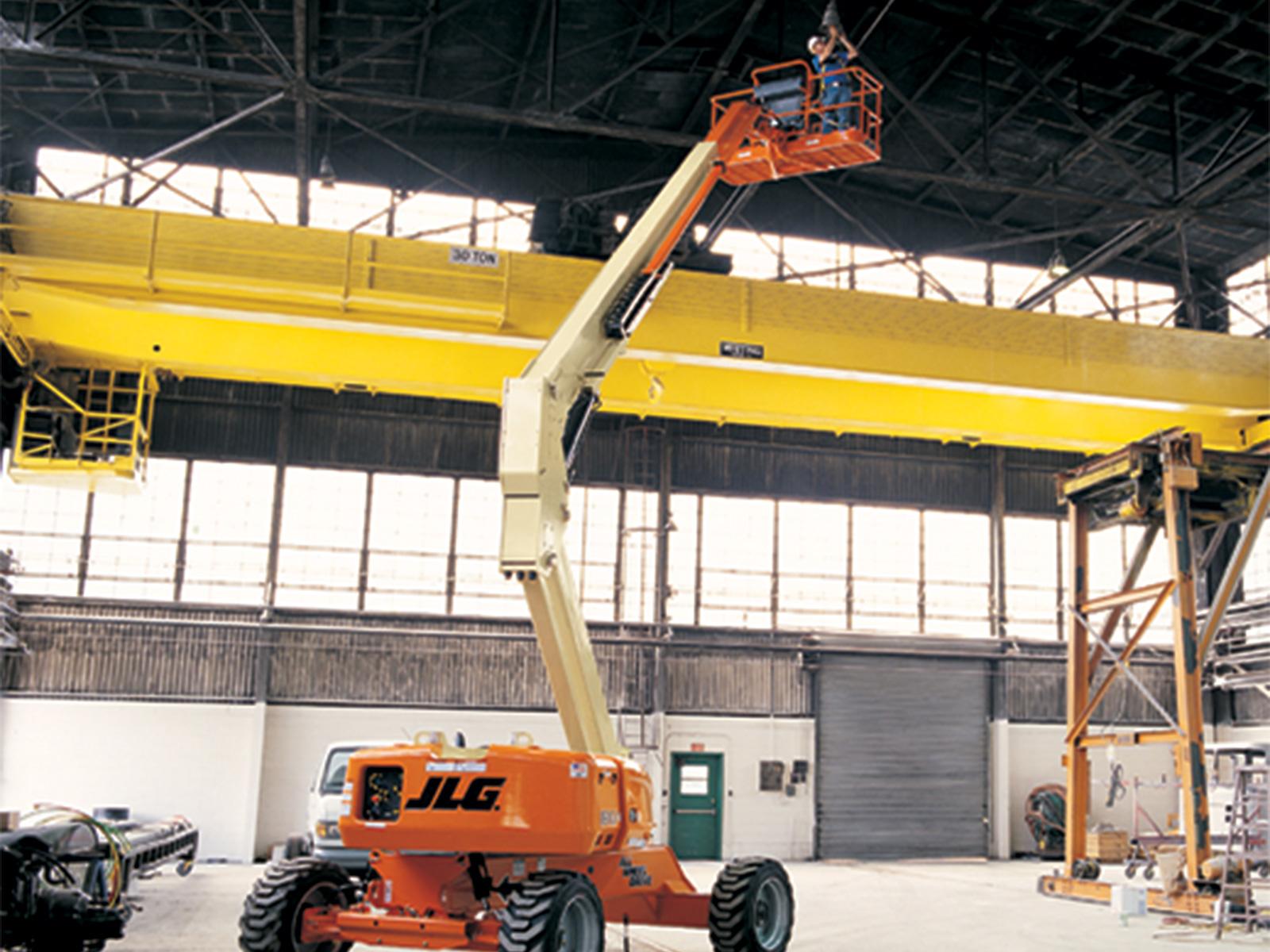 E600JP Electric Boom Lift   JLG on
