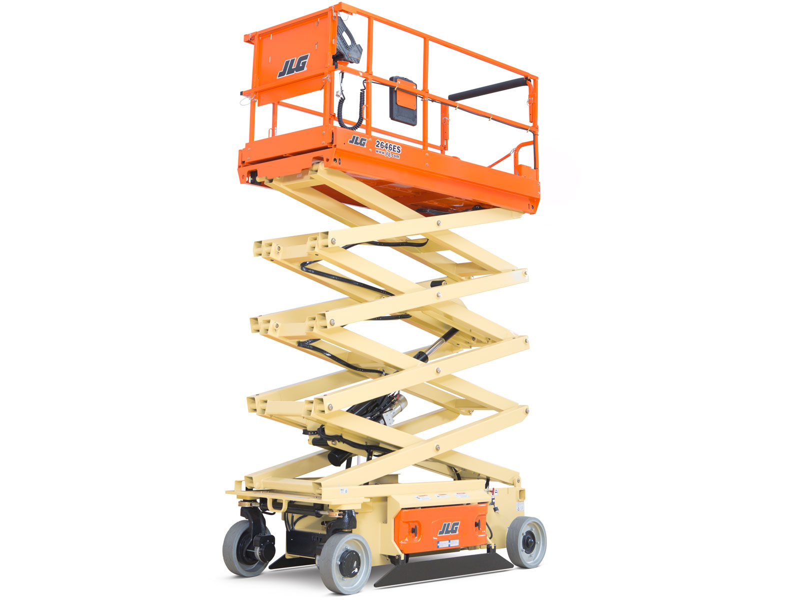 2646es Electric Scissor Lift Jlg