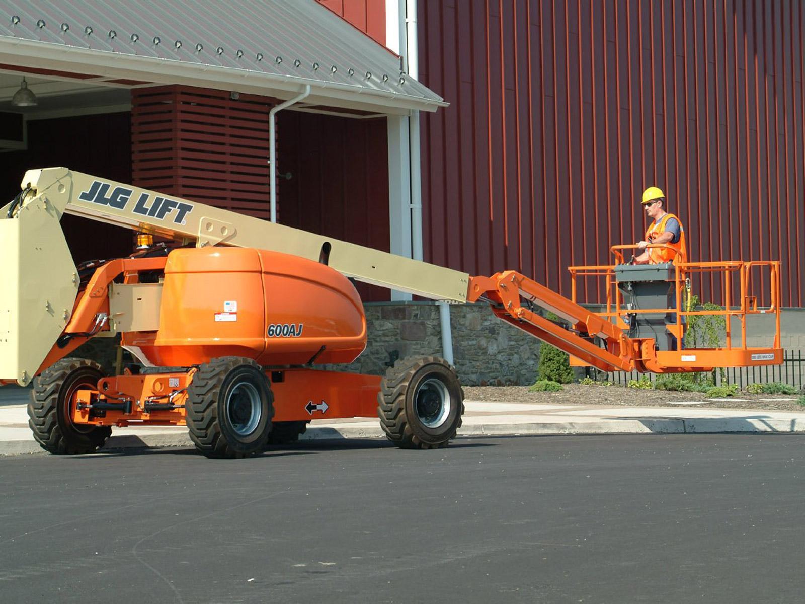 600aj articulating boom lift jlg articulating boom lifts