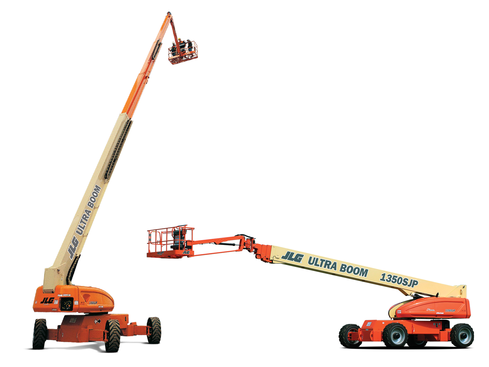 1350SJP Telescopic Boom Lift | JLG on