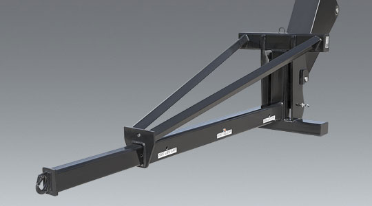 Tractor Lift Arm Extension : Skytrak telehandler