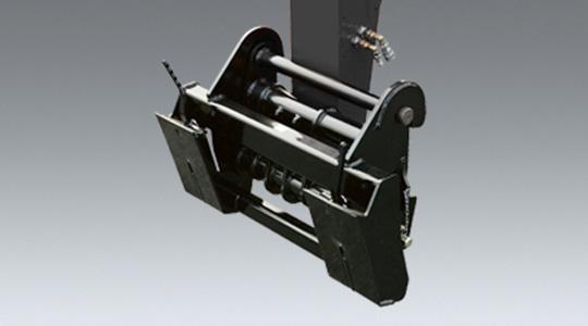 Telehandler Attachments | Telehandlers | JLG Equipment