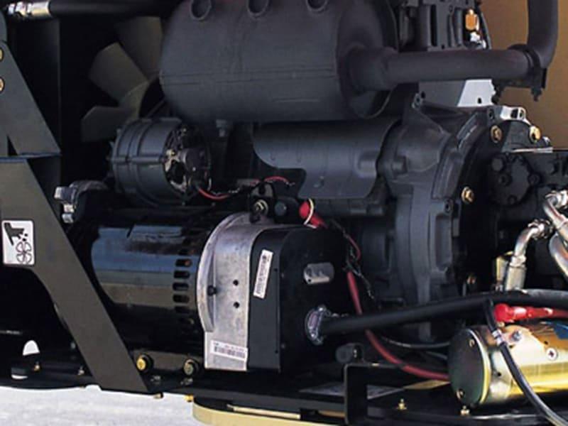 Jlg Hydraulic Pump : Sjp telescopic boom lift jlg