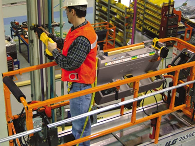 3246es Electric Scissor Lift Jlg Awp 25s Genie Wiring Diagram Plant Maintenance Package