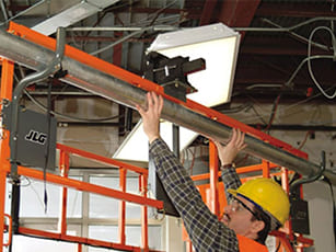 2032es Electric Scissor Lift Jlg Charger For Wiring Diagram Pipe Racks