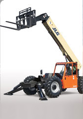 JLG® Telehandler Color Change