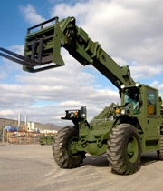 JLG to Build ATLAS II Forklifts for the U.S. Army