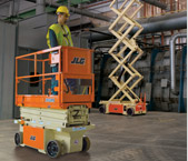 JLG RS Series Scissor Lift