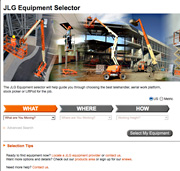 Choose Equipment that's Right for You