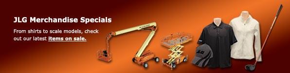JLG Merchandise Specials