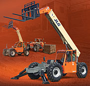 Expanding the JLG Telehandler Team