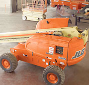New JLG Service Providers